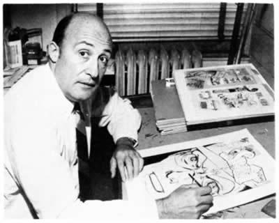 will-Eisner-1970 fantalica storie di carta